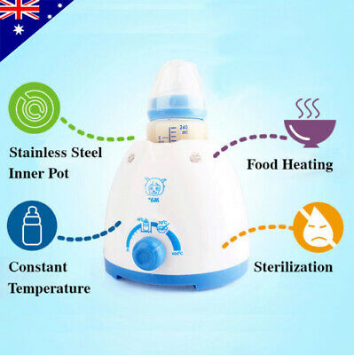 Multifunctional Baby Bottle Milk Warmer Heating Up Food And Sterilizing Bottle