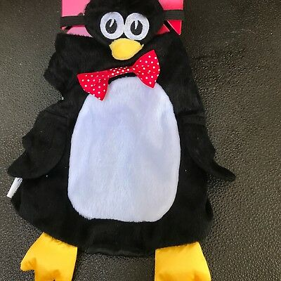 Pet Holiday Collection Penguin costume for an XS dog or guinea pig