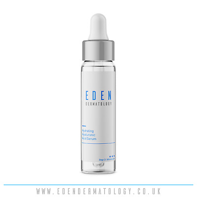 Ultra Hydrating Hyaluronic Acid Serum, Collagen Production for Youthful skin
