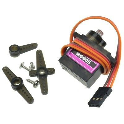 MG90S Metal Gear High Speed Micro Servo 9g For RC Plane Helicopter Boat Neu