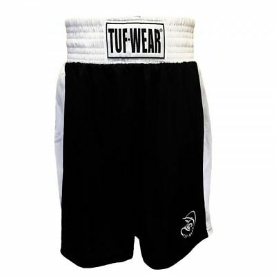 Tuf Wear Kids Boys Boxing Black Shorts £15.99 plus free shipping (UK Only)