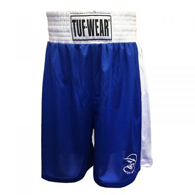 Tuf Wear Mens Boxing Blue Shorts £15.99 plus free shipping (UK Only)