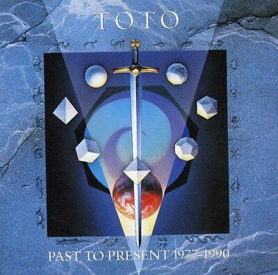 Toto Past to Present 1977-1990 13 Track CD Album Greatest Hits Africa Best Of