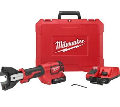 Milwaukee 2672-21 M18 Force Logic Cable Cutter With 750 MCM Cu Jaws