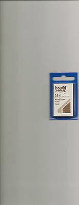 Hawid Mounts 24X41 Black Pack Of 50
