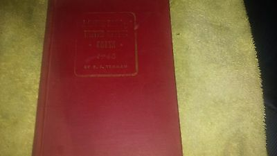 1948 Red Book Guide United States coins. R. S. Yeoman