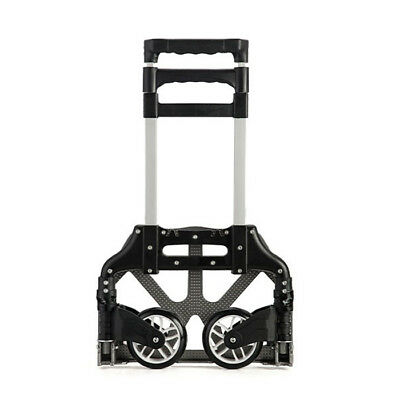 D20 Rugged Aluminium Luggage Trolley Hand Truck Folding Foldable Shopping Cart