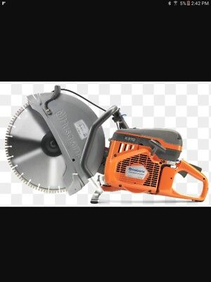 "Husqvarna K970 14"" Powercutter Concrete Cutoff Saw - blade not included"