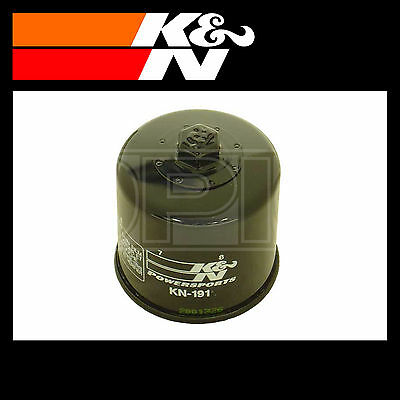 K&N Oil Filter Powersports Motorcycle Oil Filter Fits Triumph - KN-191