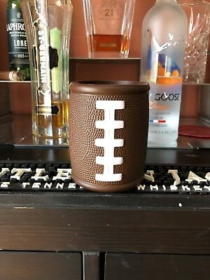 Southern Comfort Football Themed Beer Can Coozie - Koozie - Coozy - Rubber...NEW