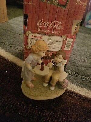 simpler days Coca cola figurines and more coca cola Collectables items