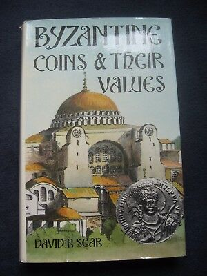 David SEAR ANCIENT COINS catalog BYZANTINE coins and their values