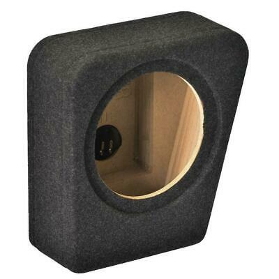 "VW Volkswagen Passat B5 Custom Fit MDF 10"" Rear Sub Box Subwoofer Enclosure Bass"
