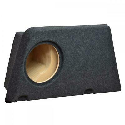 "VW Volkswagen Touareg Custom Fit MDF 10"" Rear Sub Box Subwoofer Enclosure Bass"