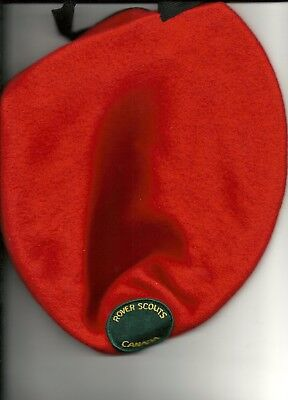 Scouts Canada Rover Beret