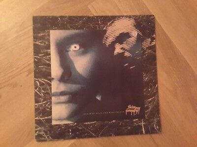 Skinny Puppy  - Cleanse Fold and Manipulate  vinyl LP 1987