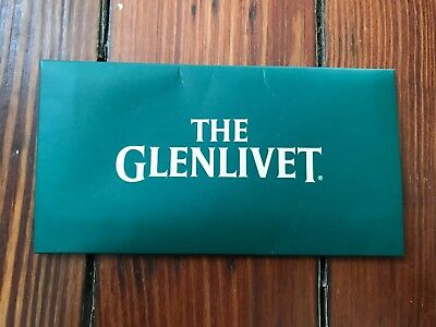 The Glenlivet Scotch Green Men's Pocket Square
