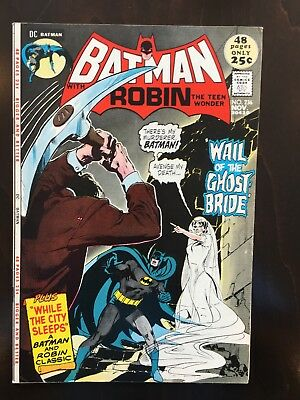 Batman Comics #236 and 239 - Neal Adams Art - Great Lot