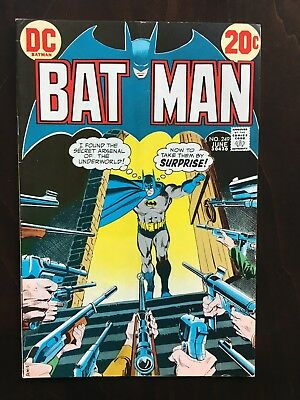 Batman Comics Lot #249 and 250 - Bronze Age Batman