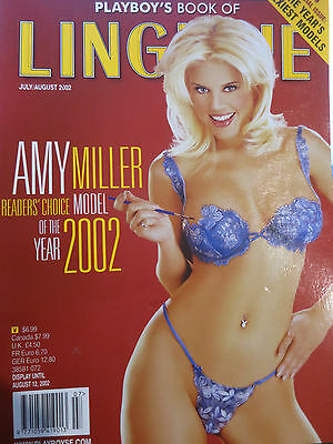 Playboy`s Book of Lingerie July/August 2002