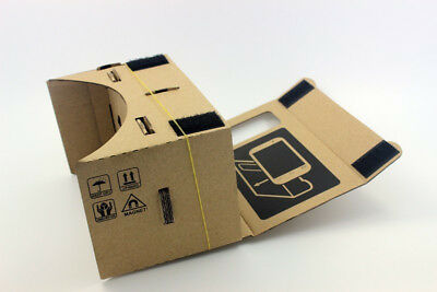 Google Cardboard 3D Vr Phone Virtual Reality