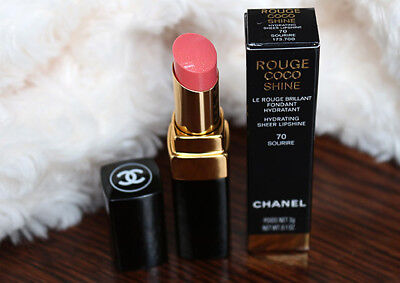 Rouge Coco Shine 70 Sourire Chanel