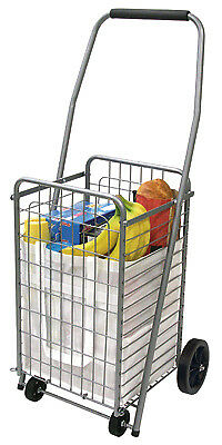 Faucet Queens 39283 Pop 'N Shop Cart, 4-Wheel