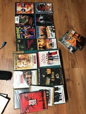 WHOLESALE LOT OF Good NEW SEALED DVD'S Collectors Widescreen Flash Gordon Ray