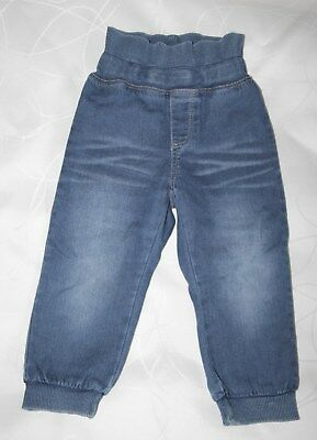 ☆ name it ☆ lässige Jeanshose Jungen ☆ Stretchbund ☆ blau ☆ Gr. 86 ☆
