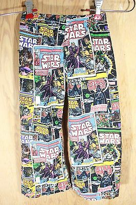Pre Owned • Star Wars Nerdy Comic Graphic PJ Pants for Children of 2-3 Years