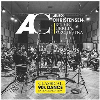 Classical 90s Dance - Christensen*Alex / Berlin Orchestra (2017, CD NEU) 505419