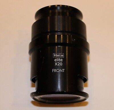 Vision Engineering Mantis Elite Objective Lens 20X Lense