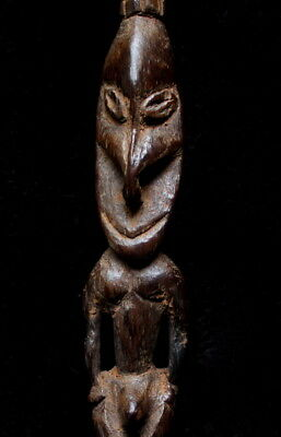 Ancient Ramu River Ancestral Figure - New Guinea mid 20thC