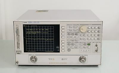 HP/Agilent 8720ES 50MHz-20GHZ Vector Network Analyzer Opt 007 010