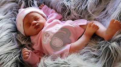 Adorable Reborn Baby doll girl Lucy by Marissa May 20""
