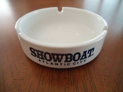Showboat Casino Atlantic City NJ Ashtray