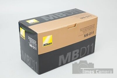 *Brand New* Genuine Nikon MB-D11 Multi Power Battery Grip for D7000 Camera MBD11