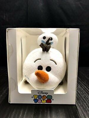 DISNEY Tsum Tsum OLAF AND SNOWGIE from FROZEN Subscription Box January  2016