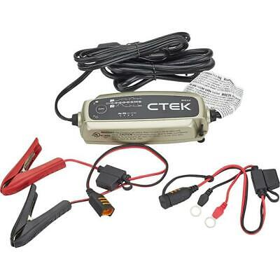 CTEK MXS 5.0 12 Volt 4.3 AMP Car Battery Automatic Charger Maintainer & Tender