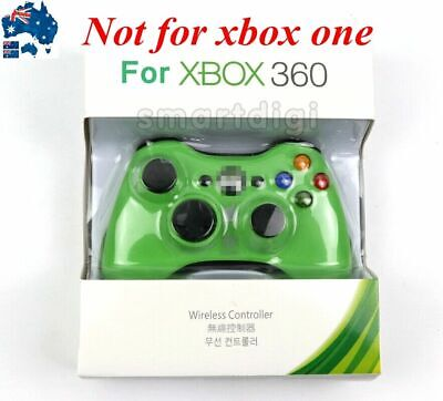Genuine Green Wireless Game Controller For Microsoft Xbox 360 Windows PC Gamepad