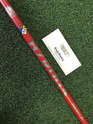 Project X HZRDUS Red 65 Hand Crafted 6.0 Stiff Shaft Authorised Retailer
