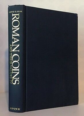 Sear: Roman Coins and Their Values. New Edition. Volume 4