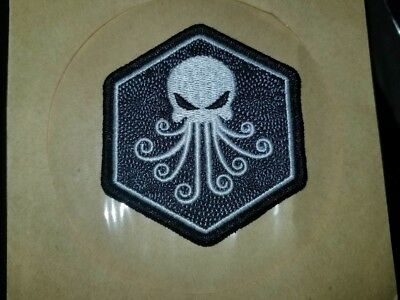PDW Prometheus design werx SPD Punisher Cthulhu LTD ED morale patch TAD Gear