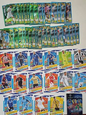 LOTTO ADRENALYN XL 97 CARD + calciatori PANINI vari anni 331 figurine maclama