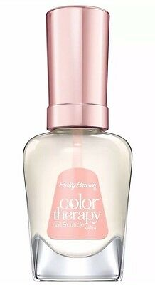 Sally Hansen Color Therapy Nail & Cuticle Oil - 7ml Infused with Argan Oil BNIB