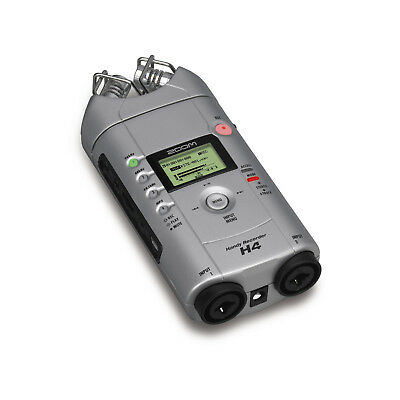Digital recording for everyone, everywhere. H4 Handy Recorder