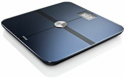 Withings WS-50 WiFi Bluetooth Body Analyzer Smart Scales Health Heart Rate iOS