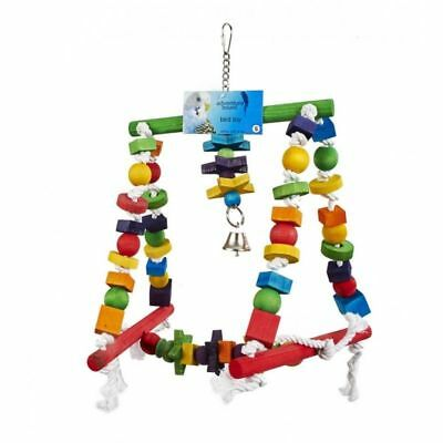 The Starship Parrot Toy Swing