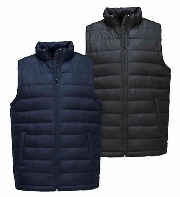 Portwest S544 Aspen Men Bodywarmer Cold Protection Padded Outdoor Gilet Workwear