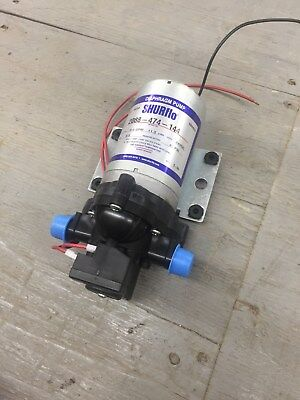 Shurflo 2088-474-144, 24 Volt water pump  3.0 gpm, 45 psi